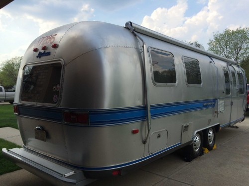 1987 Airstream Sovereign 29 Vintage Mint Airstream